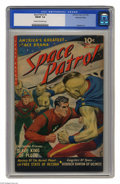 Golden Age (1938-1955):Science Fiction, Space Patrol #2 Mohawk Valley pedigree (Ziff-Davis, 1952) CGC FN/VF7.0 Cream to off-white pages. Painted cover by Norman Sa...