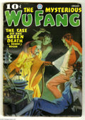 Pulps:Miscellaneous, The Mysterious Wu Fang V2#1 Jan 1936 (Popular, 1936) Condition: FN-. Wu Fang attacks with a weird chemical light, on this gr...