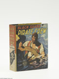 Golden Age (1938-1955):Miscellaneous, Big Little Book #1414 Black Silver and His Pirate Crew (Whitman, 1937) Condition: NM-. Hard cover, 300 pages. Standard size ...