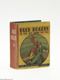 Golden Age (1938-1955):Miscellaneous, Big Little Book #765 Buck Rogers in the City Below the Sea (Whitman, 1934) Condition: FN-. Hard cover, 320 pages. Standard s...