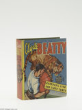 Golden Age (1938-1955):Miscellaneous, Big Little Book #1410 Clyde Beatty Daredevil Lion and Tiger Tamer (Whitman, 1939) Condition: NM-. Hard cover, 300 pages. Wri...