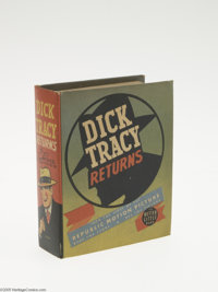 Big Little Book #1495 Dick Tracy Returns (Whitman, 1939) Condition: NM-. Better Little Book. Hard cover, 432 pages. Stan...