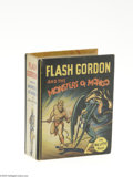 Golden Age (1938-1955):Miscellaneous, Big Little Book #1166 Flash Gordon and the Monsters of Mongo (Whitman, 1935) Condition: VF/NM. Hard cover, 432 pages. Standa...