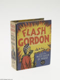 """Golden Age (1938-1955):Miscellaneous, Big Little Book #1190 Flash Gordon (Whitman, 1936) Condition: VF. """"Flash Gordon and the Witch Queen of Mongo."""" Cover and art..."""