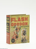 Golden Age (1938-1955):Miscellaneous, Big Little Book #1407 Flash Gordon in the Water World of Mongo (Whitman, 1937) Condition: NM-. Hard cover, 432 pages. Standa...