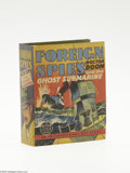 Golden Age (1938-1955):Miscellaneous, Big Little Book #1460 Foreign Spies Doctor Doom and the Ghost Submarine (Whitman, 1939). Better Little Book. Hardcover, 432 ...