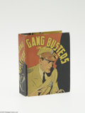 "Golden Age (1938-1955):Miscellaneous, Big Little Book #1451 Gang Busters in Action (Whitman, 1938) Condition: VF/NM. By Isaac McAnally, based on ""Gang Busters"" by..."
