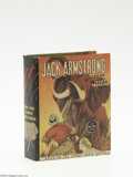 Golden Age (1938-1955):Miscellaneous, Big Little Book #1435 Jack Armstrong and the Ivory Treasure (Whitman, 1937) Condition: NM-. Hard cover, 432 pages. Standard ...