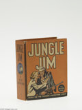 Golden Age (1938-1955):Miscellaneous, Big Little Book #1138 Jungle Jim (Whitman, 1936) Condition: VF. This is the first Jungle Jim Big Little Book. Written an...