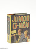 """Golden Age (1938-1955):Miscellaneous, Big Little Book #1442 Junior G-Men (Whitman, 1937) Condition: NM. Hard cover, 432 pages. Standard size 3.625"""" x 4.5"""" x 1.5""""...."""