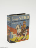 Golden Age (1938-1955):Miscellaneous, Big Little Book #1422 Junior Nebb on the Diamond Bar Ranch (Whitman, 1938) Condition: VF. By Sol Hess, with 300 pages. Overs...