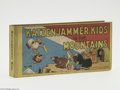 "Golden Age (1938-1955):Miscellaneous, Big Little Book #1055 Katzenjammer Kids in the Mountains (Whitman, 1934) Condition: VF. Hardcover; oblong format measures 8""..."