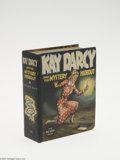Golden Age (1938-1955):Miscellaneous, Big Little Book #1411 Kay Darcy and the Mystery Hideout (Whitman, 1937) Condition: VF/NM. Hard cover, 300 pages. Standard si...