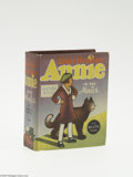 Golden Age (1938-1955):Miscellaneous, Big Little Book #1416 Little Orphan Annie in the Movies (Whitman, 1937) Condition: VF. Hard cover, 432 pages. Standard size ...