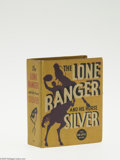 Golden Age (1938-1955):Miscellaneous, Big Little Book #1181 Lone Ranger and His Horse Silver (Whitman, 1935) Condition: VF+. Hard cover, 432 pages. Stories are al...