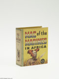 Golden Age (1938-1955):Miscellaneous, Big Little Book #1189 Mac of the Marines in Africa (Whitman, 1936) Condition: NM. Hardback, 432 pages. Great condition! Over...