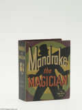 Golden Age (1938-1955):Miscellaneous, Big Little Book #1167 Mandrake the Magician (Whitman, 1936) Condition: VF. Hard cover, 432 pages. Written by Lee Falk, and i...