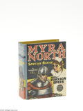 Golden Age (1938-1955):Miscellaneous, Big Little Book 1497 Myra North Special Nurse and Foreign Spies (Whitman, 1938) Condition: NM-. 432 pages. Overstreet 2005 V...