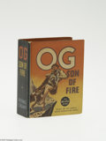 "Golden Age (1938-1955):Miscellaneous, Big Little Book #1115 Og Son of Fire (Whitman, 1936) Condition: VF/NM. Hard cover, 432 pages. Standard size 3.625"" x 4.5"" x ..."