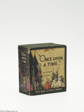 Golden Age (1938-1955):Miscellaneous, Big Little Book #718 Once Upon a Time (Whitman, 1933) Condition: VF-. Softcover, with 364 pages. Overstreet 2005 FN value = ...