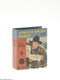 Golden Age (1938-1955):Miscellaneous, Big Little Book #1176 Powder Smoke Range (Whitman, 1935) Condition: NM-. Photo cover; movie scenes with Hoot Gibson and Harr...