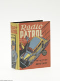 Golden Age (1938-1955):Miscellaneous, Big Little Book #1496 Radio Patrol Outwitting the Gang Chief (Whitman, 1939) Condition: NM-. Better Little Book. Hard cover,...