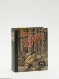 Golden Age (1938-1955):Miscellaneous, Big Little Book #768 The Spy (Whitman, 1936) Condition: NM-. Hard cover, 300 pages. Adapted from the work of James Fenimore ...