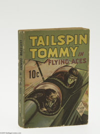 Big Little Book #nn Tailspin Tommy in Flying Aces (Dell, 1938) Condition: VG/FN. Softcover, 196 pages. Fast-Action Story...