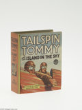 Golden Age (1938-1955):Miscellaneous, Big Little Book #1110 Tailspin Tommy and the Island in the Sky (Whitman, 1936) Condition: VF/NM. Hard cover, 432 pages. Stan...