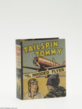 Golden Age (1938-1955):Miscellaneous, Big Little Book #1423 Tailspin Tommy and the Hooded Flyer (Whitman, 1937) Condition: NM-. Written and illustrated by Hal For...