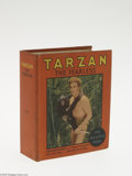 "Golden Age (1938-1955):Miscellaneous, Big Little Book #769 Tarzan the Fearless (Whitman, 1934) Condition: VF/NM. Hardcover, 432 pages. Standard size 3.625"" x 4.5""..."