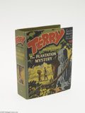 Golden Age (1938-1955):Miscellaneous, Big Little Book #1436 Terry and the Pirates the Plantation Mystery (Whitman, 1942) Condition: VF. Better Little Book. Hard c...
