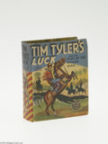 Golden Age (1938-1955):Miscellaneous, Big Little Book #1479 Tim Tyler's Luck and the Plot of the Exiled King (Whitman, 1939) Condition: NM-. Better Little Book. H...