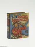 Golden Age (1938-1955):Miscellaneous, Big Little Book #1486 Zane Grey's King of the Mounted and the Great Jewel Mystery (Whitman, 1939) Condition: NM. Better Litt...
