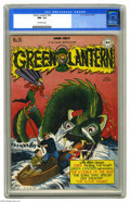 Golden Age (1938-1955):Superhero, Green Lantern #26 (DC, 1947) CGC NM- 9.2 Off-white pages. This seafaring cover is courtesy of Irwin Hasen -- Green Lantern h...