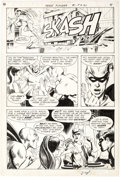 Original Comic Art:Panel Pages, Neal Adams and Nick Cardy Teen Titans #21 Story Page 4Original Art (DC, 1969)....
