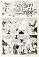 Neal Adams and Nick Cardy Teen Titans #21 Story Page 4 Original Art (DC, 1969)