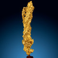 "Minerals:Golds, Gold Nugget ""Lightning Bolt"". Victoria. Australia. ..."
