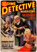 Pulps:Detective, Dime Detective Magazine - July 1936 (Popular) Condition: VG-....
