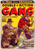 Pulps:Adventure, Double-Action Gang Magazine - May 1936 (Ace) Condition: GD/VG....