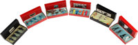 Beatles Lead Figurine Sets (Six), Includes Sgt. Pepper, Shea Stadium, Help!, Flower Power, Abbey Road, and Free As A Bir...