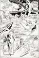 Neal Adams and Tom Palmer X-Men #61 Story Page 9 Original Art (Marvel, 1969).... (1)