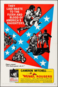 "Movie Posters:Exploitation, The Rebel Rousers (Four Star Excelsior, 1970). One Sheet (27"" X41""). Exploitation.. ..."