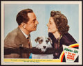 "Movie Posters:Mystery, The Thin Man Goes Home (MGM, 1945). Lobby Card (11"" X 14"").Mystery.. ..."