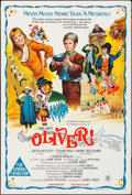 """Movie Posters:Academy Award Winners, Oliver! & Others Lot (Columbia, 1968). Australian One Sheets(5) (27"""" X 40""""), & Australian Daybill (13.25"""" X 30""""). AcademyA... (Total: 6 Items)"""