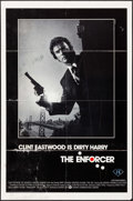 "Movie Posters:Crime, The Enforcer (Warner Brothers, 1977). International One Sheet (27""X 40.75""). Crime.. ..."