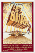 "Movie Posters:Comedy, Life of Brian (Orion, 1979). One Sheet (27"" X 41""). Comedy.. ..."