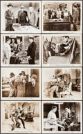 "Movie Posters:Serial, Gang Busters (Film Classics, R-1949). Photos (16) (8"" X 10"").Serial.. ... (Total: 16 Items)"
