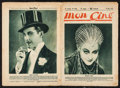 "Movie Posters:Science Fiction, Metropolis in Mon Ciné (Mon Ciné, 1927). French Magazine (24 Pages,7.25"" X 10.25""). Science Fiction.. ..."
