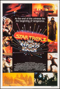 "Movie Posters:Science Fiction, Star Trek II: The Wrath of Khan (Paramount, 1982). Australian OneSheet (27"" X 40""). Science Fiction.. ..."